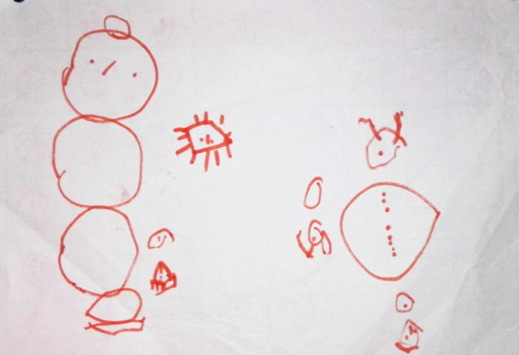 A gyermeki rajzfejlődés: szimbólumok kialakulása