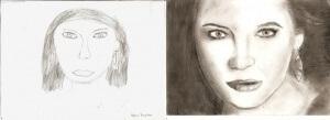 Gyermek rajztanfolyam portré 1-4.nap