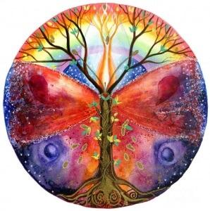 Mandala festés