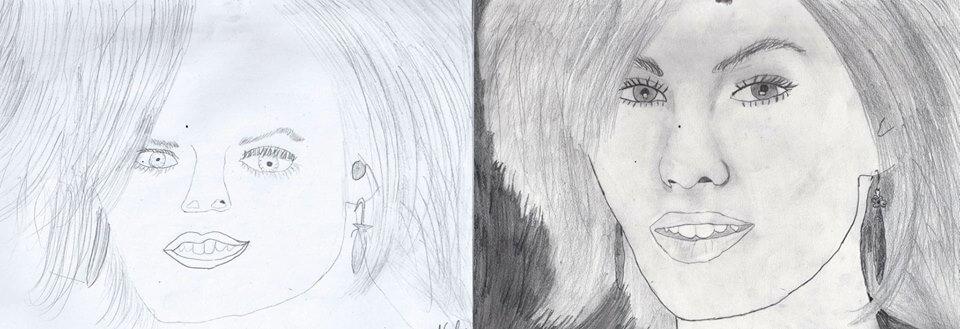 Az első és utolsó nap készült portré